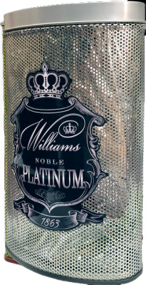 Чай черный WILLIAMS NOBLE PLATINUM Благородная платина 150 гр.